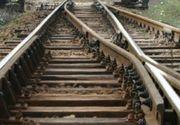 Trafic feroviar intrerupt intre Bucuresti si Timisoara dupa ce o sina de cale ferata s-a rupt