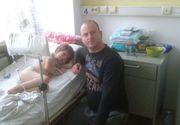 O fetita de 4 ani din Maramures a ajuns in stare grava la spital, dupa ce mama ei, insarcinata cu al patrulea copil, a batut-o crunt. Fata are ruptura de splina si fracturi multiple
