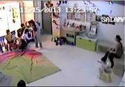 Constanta: Părinţii copiilor care ar fi fost agresaţi la grădiniţa 'Micul Regat', amendaţi pentru că nu i-au adus pe cei mici în instanţă