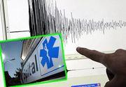 Un barbat din Buzau a facut atac de panica si a ajuns la spital in urma seismului din aceasta dimineata