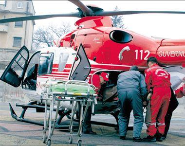 Un copil de 5 ani din Olt, transportat de urgenta la un spital din Capitala dupa ce a...
