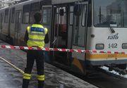 Un pieton a fost accidentat mortal de un tramvai, in Capitala