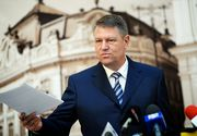 "Primele declaratii ale lui Klaus Iohannis dupa cutremurul de sambata dimineata. ""N-am simtit nimic, dar am aflat imediat"""
