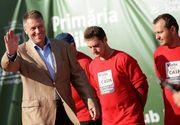 Presedintele Iohannis si sotia au urmarit live turneul de tenis din Sibiu, unde au stat langa finul lor suspendat un an de zile dupa o bataie cu tatal unei jucatoare!