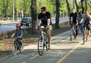 De astazi sunt disponibile primele statii automatizate de bike-sharing din Bucuresti. Iata de unde poti lua si cum poti folosi gratuit o bicicleta