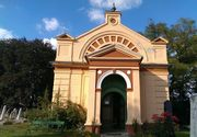 Ioan Gyuri Pascu va fi ingropat langa sora sa! Sicriul a ajuns la Capela Cimitirului Evanghelic din Agnita