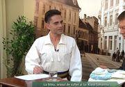 Klaus Iohannis a recunoscut in emisiunea regretatului Aurelian Preda cand s-a indragostit prima data! Artistul i-a facut si un cadou special presedintelui