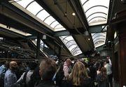 """Un tren plin de pasageri a intrat cu viteza maxima si a izbit gara din New Jersey. """"Sa ne rugam pentru victime"""" - Nimeni nu stie exact cati morti si raniti sunt"""