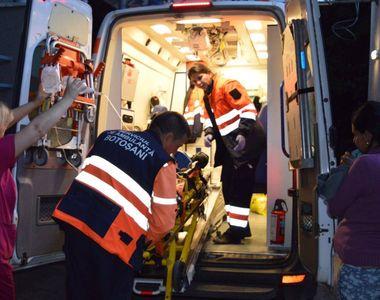 Caz terifiant la Botosani. Un copil de 5 ani a murit calcat pe CAP de un camion