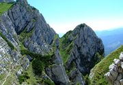 Doi turisti, sot si sotie, recuperati de jandarmii montani dupa ce s-au ratacit in Masivul Piatra Craiului