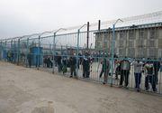 Scandal intre puscariasi la Penitenciarul Poarta Alba. Doi deţinuţi au ajuns la spital, în urma unui conflict cu alţi doi deţinuţi