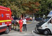 Un barbat a intrat in stop cardio-respirator si a fost resuscitat, dupa ce a fost muscat de un cal