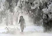 """""""Vom avea avea cea mai friguroasa iarna din ultimii 100 de ani"""" anunta meteorologii"""