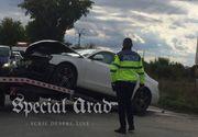 Accident auto in Arad cu o victima mai putin obisnuita. Un fazan si-a pierdut viata. Ce s-a intamplat