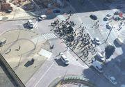Alerta cu bomba la Bruxelles: Gara de Nord si Parchetul, evacuate