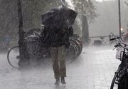 Meteorologii au prelungit avertizarea de vreme rea pana sambata dupa-masa
