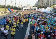 Trafic restrictionat in Capitala cu ocazia Maratonului Bucuresti