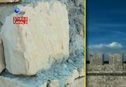 Dorel restauratorul a dat lovitura vieţii. Din cauza unor lucrari de mantuiala, care au costat 16 milioane de euro, cetatea Capidava nu mai poate intra in patrimoniul UNESCO