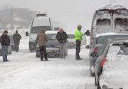 Cod galben de ninsori in opt judete din Romania. Vezi care sunt zonele afectate