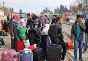 Romania, tot mai cautata de catre imigaranti. 14 persoane cu cetatenie siriana, irakiana sau algeriana au fost prinsi cand incercau sa intre fraudulos in tara, la Timisoara