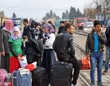 Romania, tot mai cautata de catre imigaranti. 14 persoane cu cetatenie siriana,...