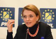Alina Gorghiu a fost validata ca presedinte unic al PNL