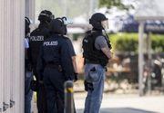 Un oras din Germania a fost inchis in urma unei alerte de securitate. Ofiteri inarmati au evacuat locuitorii din zona