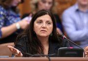 "Raluca Pruna, in fata CSM: ""Am mintit la CEDO ca am asigurat buget pentru sapte penitenciare """