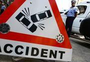 Un barbat a murit si altul a fost ranit, dupa ce doua masini s-au ciocnit pe DN 73, in judetul Brasov
