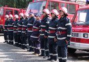 ISU va plati 20 milioane de euro pentru o linie tehnica de spalare a echipamentelor de protectie purtate de pompieri