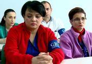 Medicii si asistentele incep protestele. Ei vor purta banderole albastre timp de o saptamana si ameninta cu greva generala