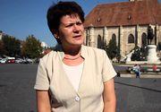 Viceprimarul din Cluj-Napoca Horváth Anna, dusă la audieri la DNA după mai mult de şapte ore de percheziţii