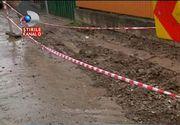 Lucrari de mantuiala in Neamt.Au asfaltat o strada, iar in cateva luni arata ca dupa razboi. Colac peste pupaza, oamenilor le explodeaza boilerele in casa