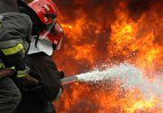 Incendiu izbucnit de la o ţigară într-un bloc din Timişoara, 31 de persoane au fost evacuate