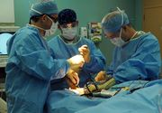 O fata de 14 ani din Constanta a fost operata de o tumora ovariana de cateva kilograme