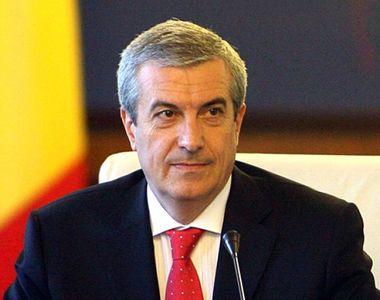 Calin Popescu Tariceanu nu si-a platit de doi ani datoriile din campania electorala!...