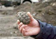 Un adolescent din Baia Mare a descoperit o grenada defensiva. Politia a deschis o ancheta