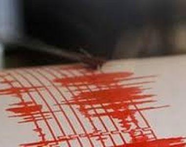 Un nou cutremur cu magnitudinea de 3,6 s-a produs duminica dimineata in Vrancea