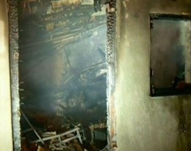 Scene socante in localitatea constanteana Corbu. O femeie de 62 de ani a ars de vie in...