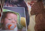 Un bebelus a murit la o luna de la nastere pentru ca medicii au amanat transferul in strainatate, unde ar fi trebuit operat. Mama copilului face dezvaluiri socante