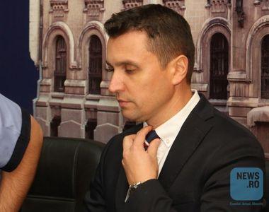 Seful Politiei Muncipiului Sibiu explica de ce a demisionat dupa scandalul impuscarii...
