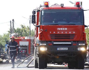 Cluj: Sase batrani au ajuns la spital, dupa ce un incendiu a izbucnit in azilul in care...