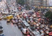 Oficialii au incercat sa explice de ce traficul este infernal in Bucuresti: In cinci ani, numarul masinilor a crescut cu peste 150.000 de autoturisme