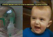Matias, bebelusul de 8 luni, care a fost plimbat in 3 spitale pentru un diagnostic, a murit. Mama copilului face acuzatii grave