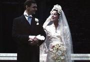Ce mireasa frumoasa a fost Elisabeth, sotia lui Ion Ratiu! S-au cunoscut la Cambridge si au fost casatoriti 55 de ani!