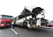 Accidentul devastator de pe Centura Ploiestiului, provocat de un autobuz fantoma. Zeci de oameni trebuie sa primeasca despagubiri in cel mai grav accident al anului