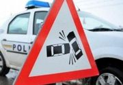 Traficul pe DN1, blocat complet Intre Brasov Si Predeal, din cauza unui accident rutier. Trei persoane au fost rănite