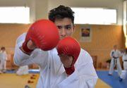 Povestea campionului international la karate care traieste intr-un grajd, in apropiere din Bucuresti