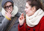Adolescentii se apuca de fumat pentru a pierde in greutate, spun specialistii