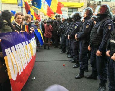 Raportul Jandarmeriei privind protestele unionistilor a ajuns la Ministerul de Interne....
